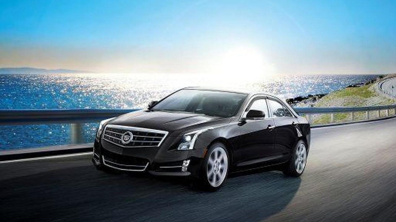 Cadillac ATS New Year Special