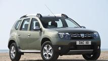 Dacia Duster receives improvements for UK market