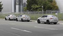 2016 Mercedes-Benz GLE Coupe spy photo