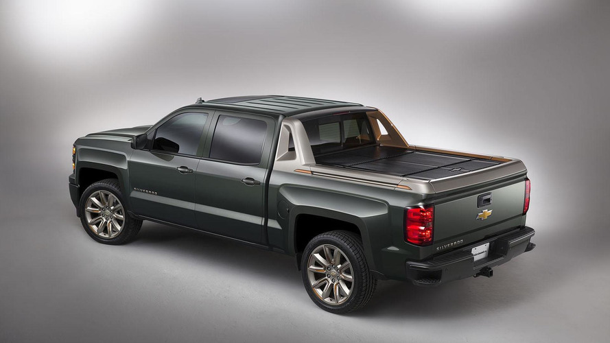 Chevrolet Silverado High Desert & Tahoe / Suburban Premium Outdoors concepts unveiled