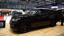 2013 Range Rover by Startech live in Geneva