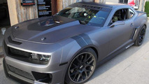 Chevrolet Camaro SS gets a new look from SchwabenFolia