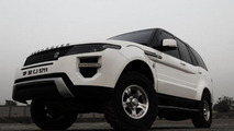 The Big Daddy Customs 'Moon Rover Evoque'