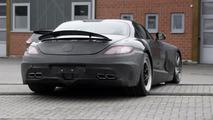 2013 Mercedes SLS AMG Black Series spy photo - 13.06.2012