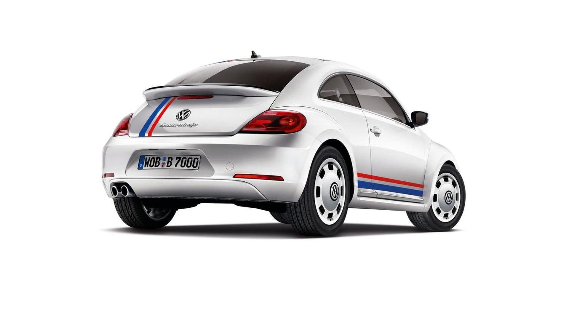 Volkswagen introduces Herbie-inspired Beetle 53 Edition