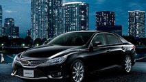 2013 Toyota Mark X 350S, 27.08.2012