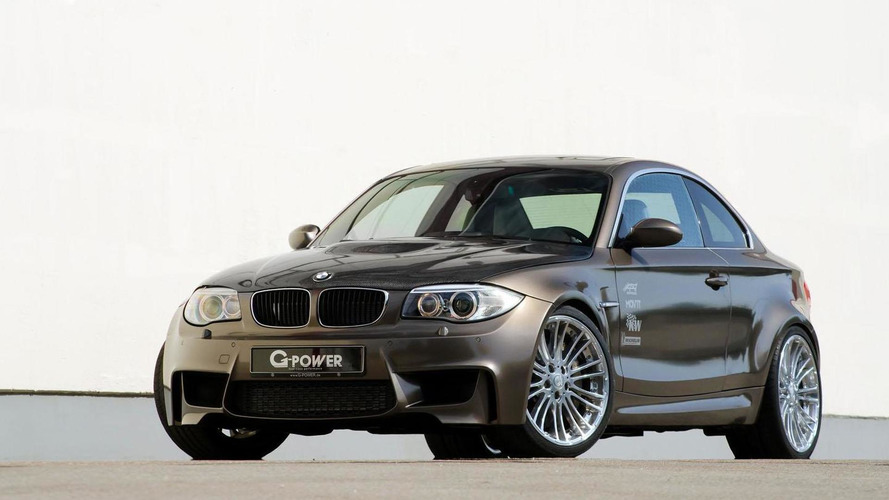 G-Power introduces the world's fastest BMW 1-Series, the G1 V8 Hurricane RS