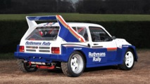 1985 MG Metro 6R4 Group B