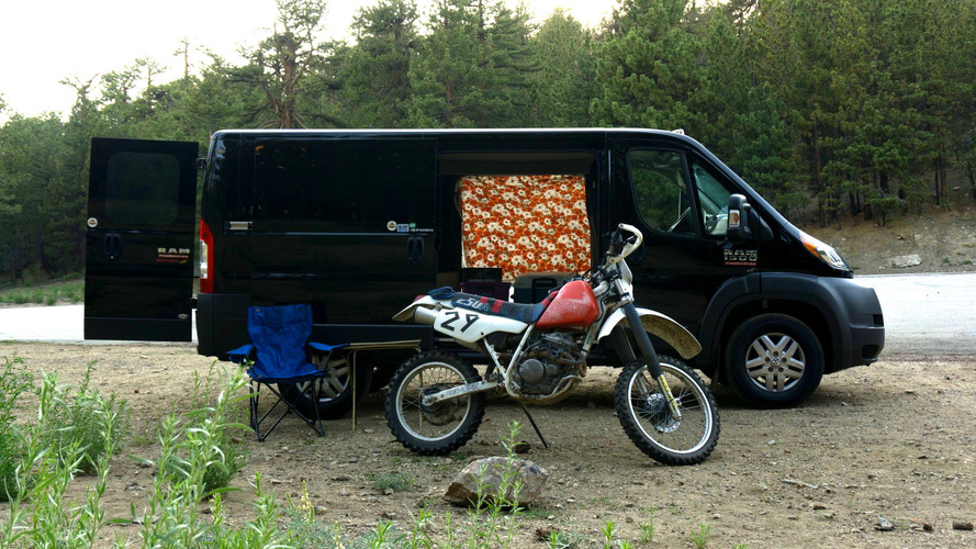 #VanLife: Camping With the Ram Promaster Cargo 1500