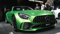 Mercedes AMG GT R Paris Motor Show