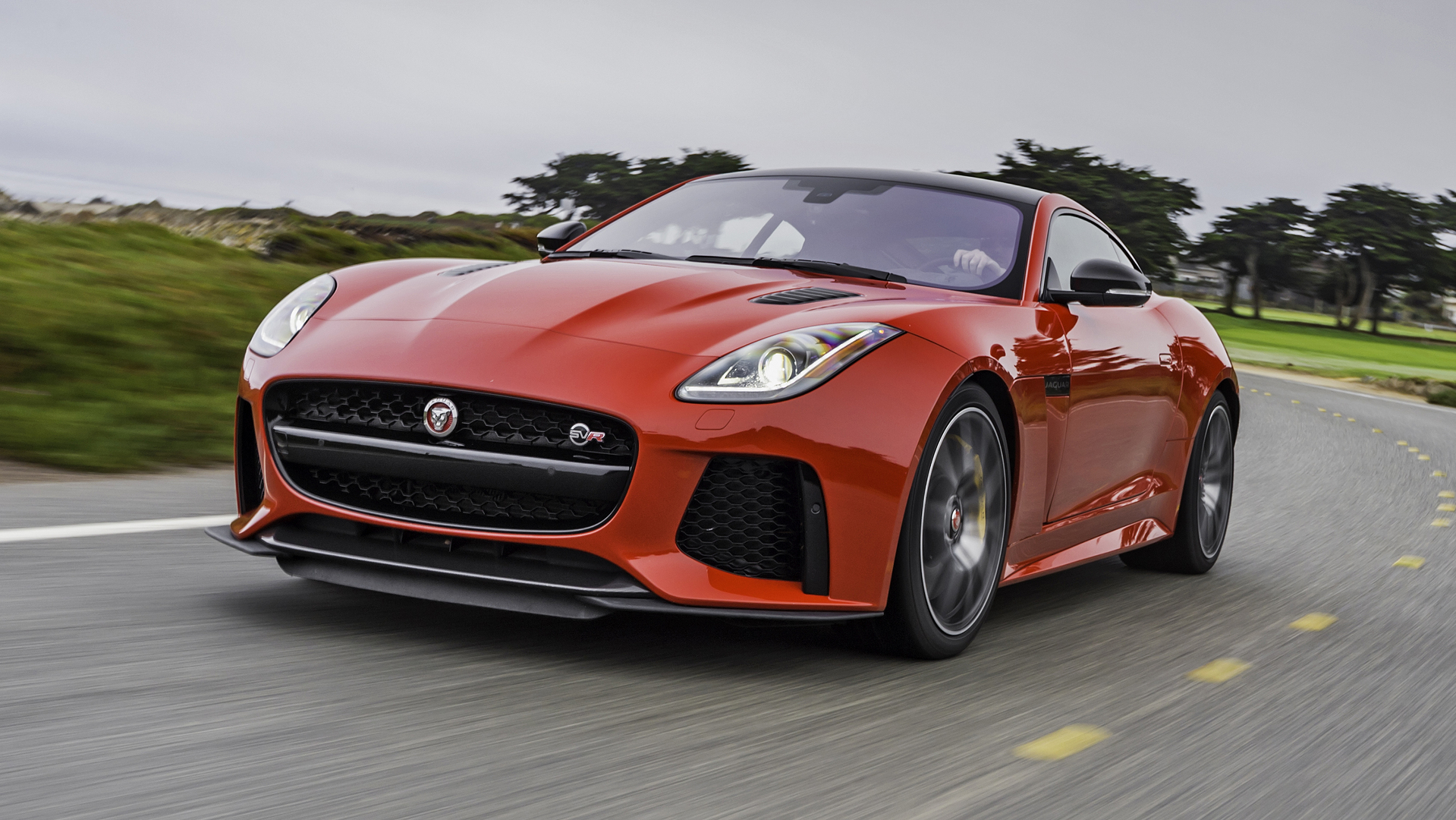 first drive 2017 jaguar f type svr. Black Bedroom Furniture Sets. Home Design Ideas