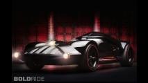 Hot Wheels Darth Vader Car