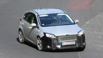 Ford Focus ST spy photo