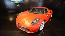 Alfa Romeo 4C live at 2013 Goodwood Festival of Speed