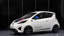 MG Dynamo concept unveiled, has a 70 bhp electric motor