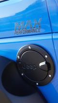 Jeep Wrangler Maximum Performance concept