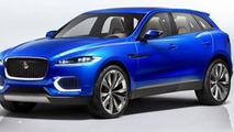 Jaguar C-X17 concept 07.09.2013