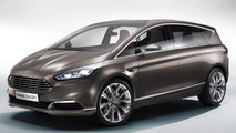 Ford S-MAX Concept shown ahead of Frankfurt Motor Show