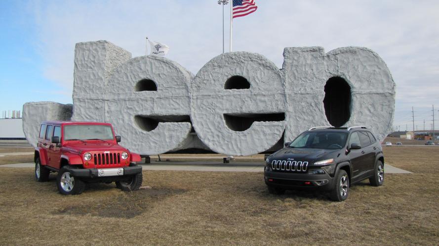 FCA investing $1 billion into Jeep plants