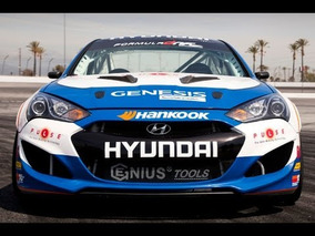 Team Hyundai Formula Drift Recap -- Round One Long Beach, CA