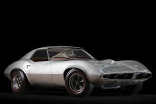 Pontiac Banshee: Killed by the Corvette