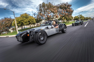 Two New Caterham Sevens are Bound for America