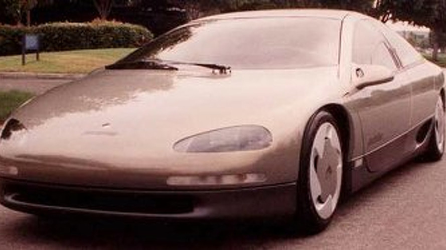 1987 Chrysler Lamborghini Portofino