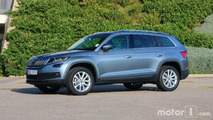 2017 Skoda Kodiaq First Drive: Our French friends get a first taste
