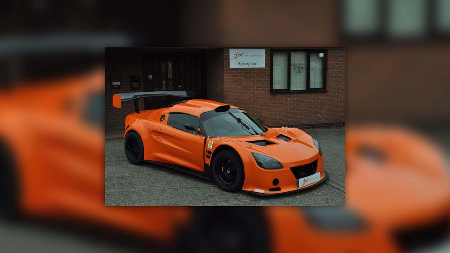 Ferrari-powered Lotus Exige is the ultimate track weapon