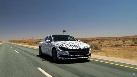 VW Tiguan / Arteon Testing Video