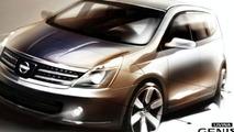Nissan Livina Geniss