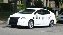 Toyota Prius Shows Next Gen Body for First Time