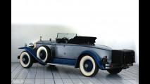 Rolls-Royce 40/50 Silver Ghost Boat-Tail Speedster