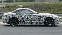 New BMW Z4 Spied Again