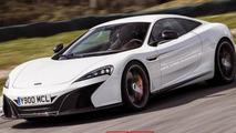 McLaren P13 render shows possible look