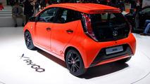 2014 Toyota Aygo debut in Geneva
