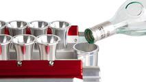 Espresso Veloce Serie Titanio V12 coffee machine
