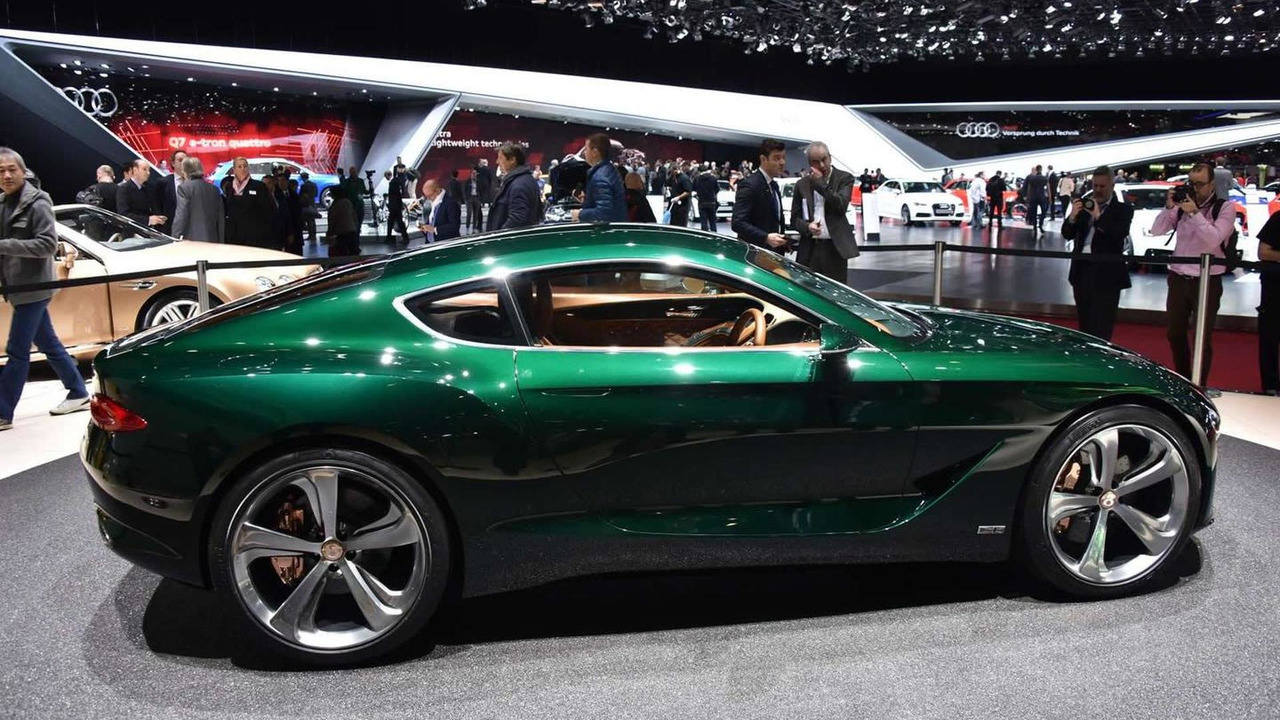 Bentley EXP 10 Speed 6 concept at 2015 Geneva Motor Show