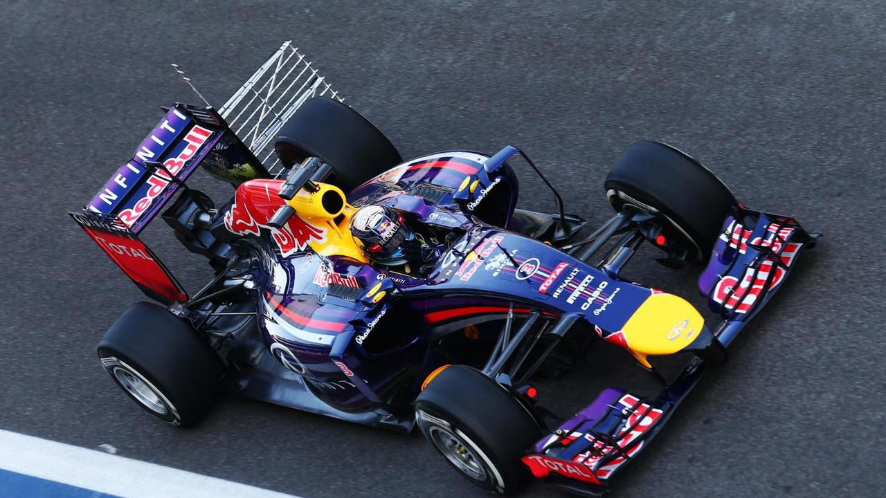 Red Bull Racing RB10 / XPB