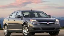 2007 Saturn Aura Sport Sedan Pricing Announced (CA)