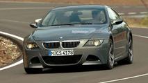 BMW M6 artist impression front view