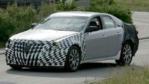 New Cadillac CTS Spy Photos