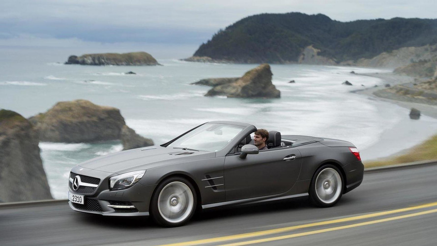 Mercedes SL400 comes to America with sizable savings