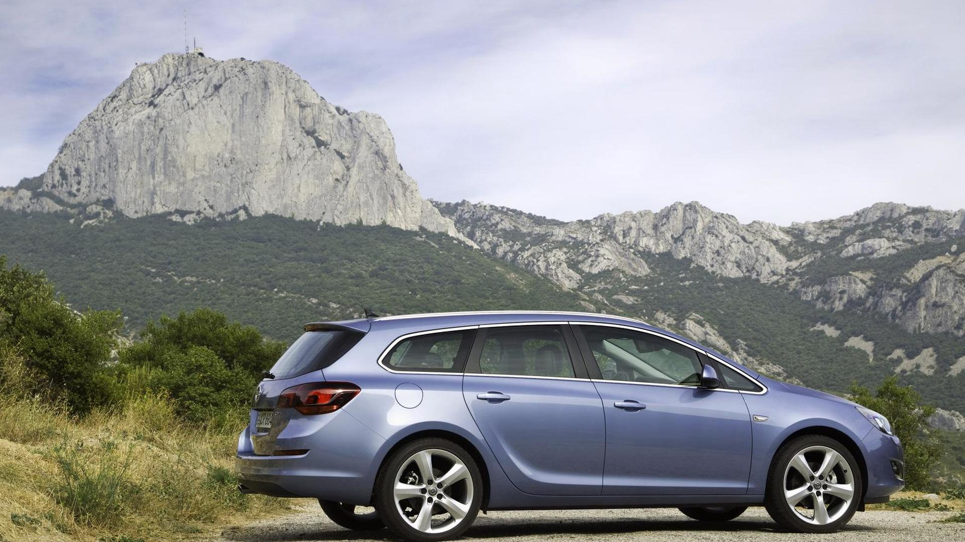 2011 Opel Astra Sports Tourer: In Depth