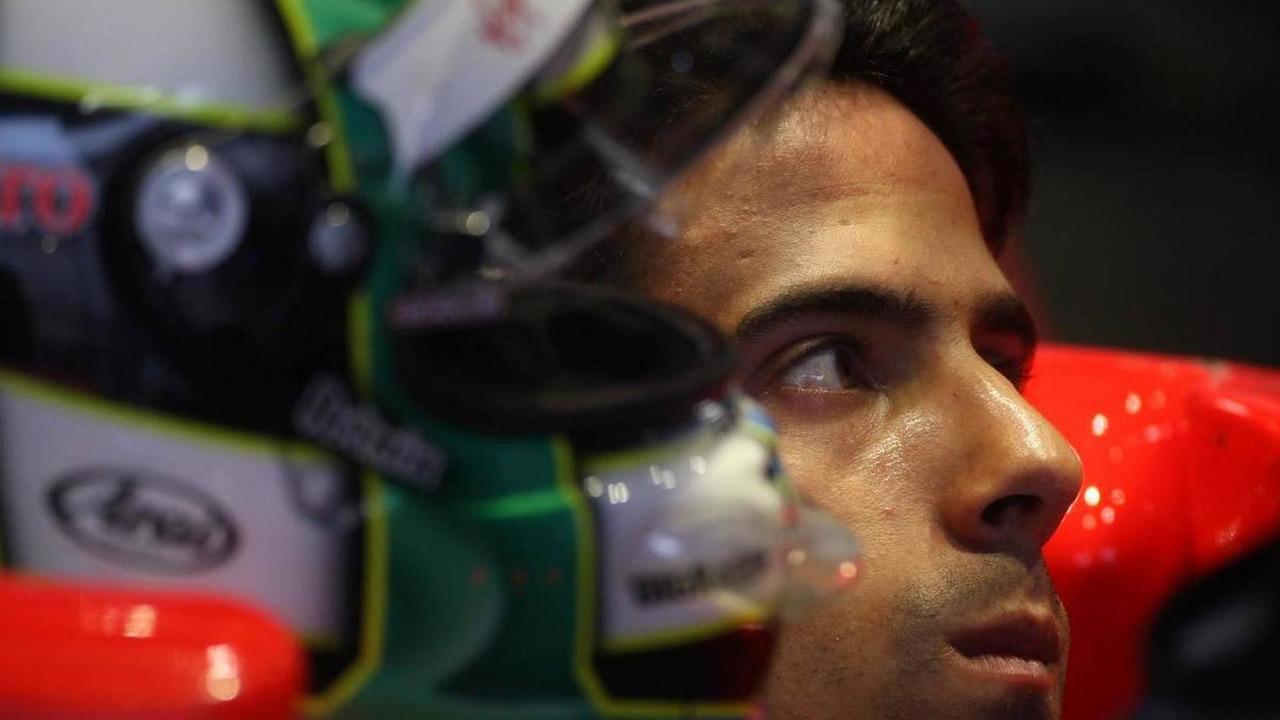 Lucas di Grassi (BRA), Virgin Racing - Formula 1 World Championship, Rd 16, Japanese Grand Prix, 09.10.2010 Suzuka, Japan