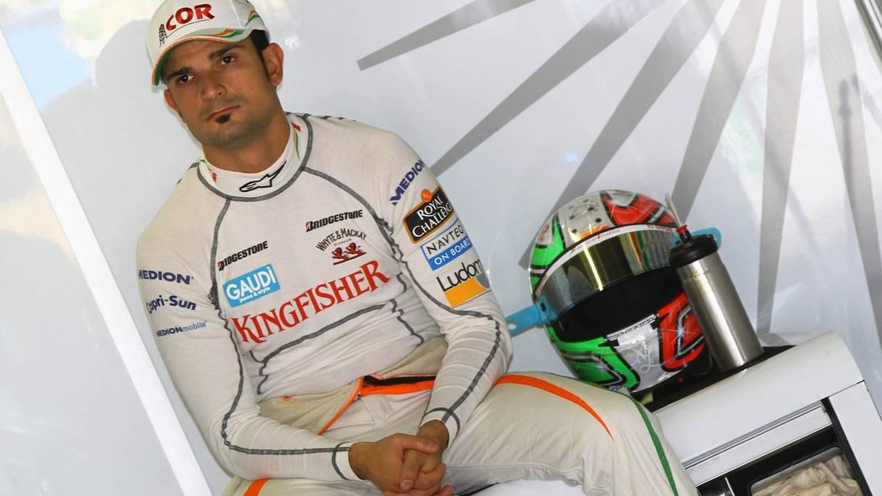 Vitantonio Liuzzi (ITA), Force India F1 Team - Formula 1 World Championship, Rd 18, Brazilian Grand Prix, 05.11.2010 Sao Paulo, Brazil