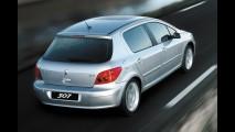 Peugeot 307 Hatch chega mais equipado na linha 2012 - Preços começam em R$ 53.490