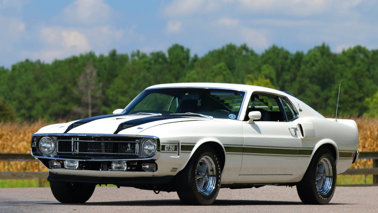1970 Shelby Mustang Gt350 Heading To Auction One Of Just 789
