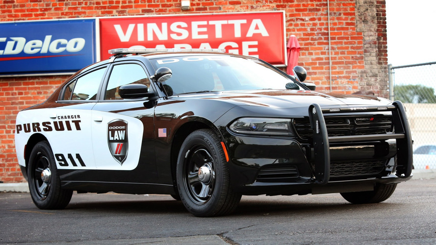 Dodge Charger Pursuit Police for CHP