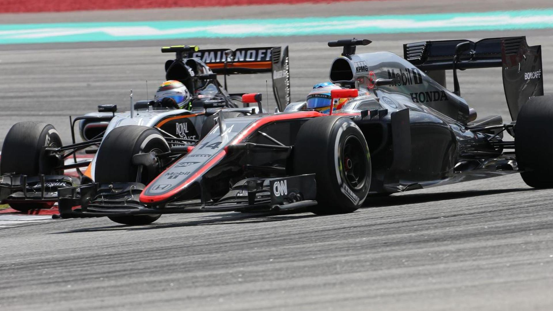 McLaren to keep same car concept in 2016